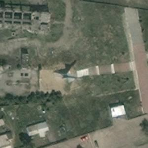 MiG-21 (Bing Maps)