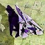 F-14 abandoned after main gear failure at Fentress Field.