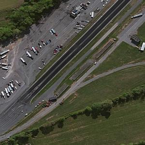 Cecil County Dragway (Birds Eye)