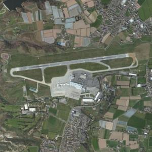 Jersey Airport (Bing Maps)
