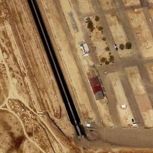 Pueblo Motorsports Park Dragway (Birds Eye)