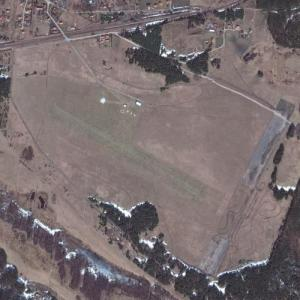 Gryzliny airport (Bing Maps)