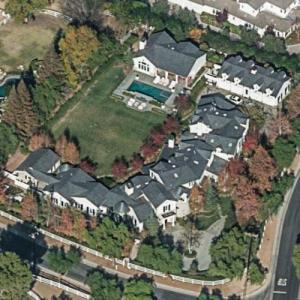 Catherine and Craig Miller's House (Bing Maps)