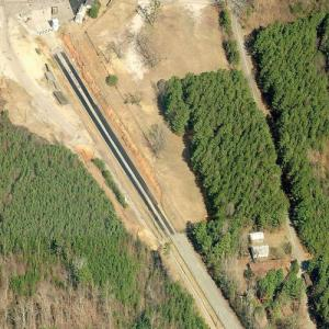 Lassiter Mountain Dragway (Birds Eye)