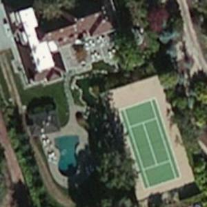 George Marcus' House (Bing Maps)