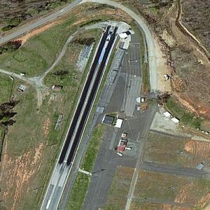Roxboro Motorsports Dragway (Birds Eye)
