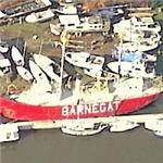 Lightship Barnegat (Birds Eye)