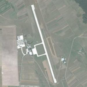 Suceava International Airport (Bing Maps)