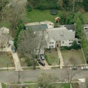 Susan Rice's House (Birds Eye)