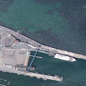 Isle of Man Sea Terminal (Birds Eye)