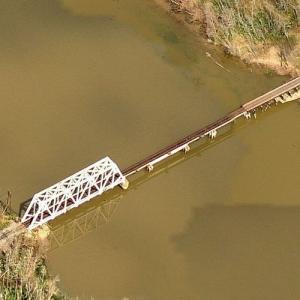 1993 Big Bayou Canot train wreck (Birds Eye)