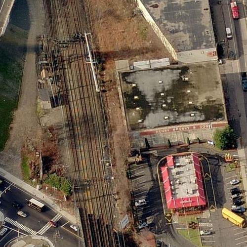 Fairfield Train Crash (5/17/2013) In Bridgeport, CT (Bing