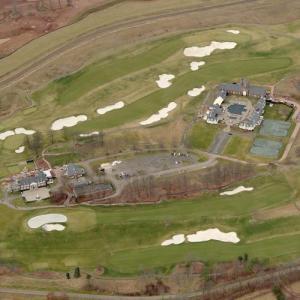 Trump National Golf Club Birds Eye