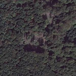 TABSO Flight 101 crash site (Bing Maps)