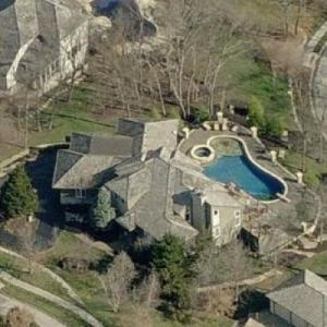 Alex Gordon's House (Birds Eye)