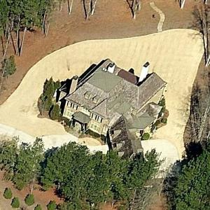 Bill Elloitt's House (Former) (Birds Eye)