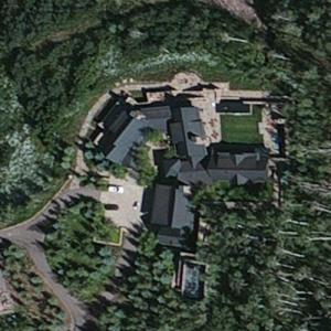 Jeff Soffer's House (Birds Eye)