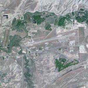 Rangely Airport (Bing Maps)