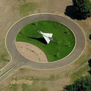 F-102A (Birds Eye)