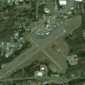Memorial Field Airport (Bing Maps)