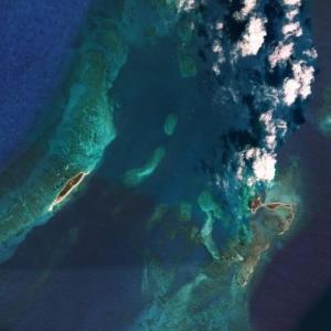 Dry Tortugas National Park (Bing Maps)