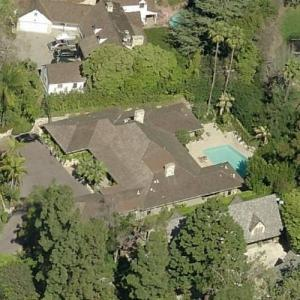 Jeff Bezos's House (Bing Maps)