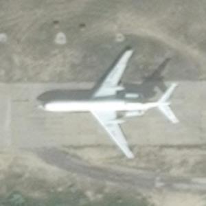 Tu-154B-2 (Bing Maps)