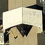 F-117 Stealth in hiding (Birds Eye)