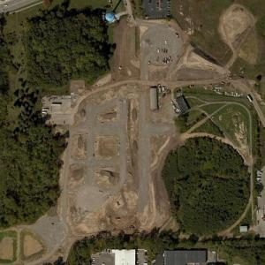 University of Michigan Test Track (Bing Maps)