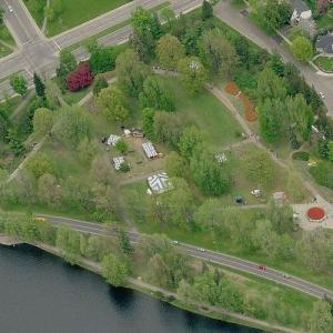Commissioners Park (Ottawa) (Birds Eye)