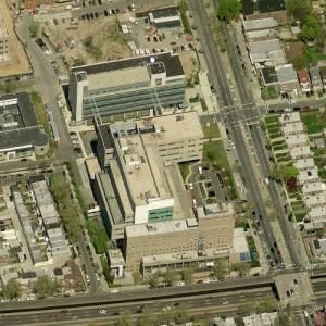 Queens Hospital Center (Birds Eye)
