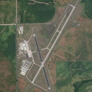 Vermilion Regional Airport (Bing Maps)