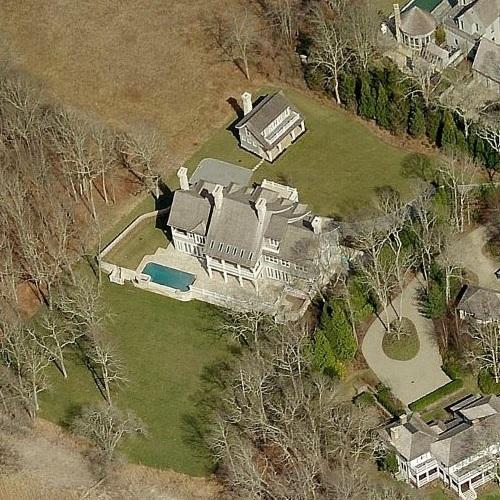 Jay-Z and Beyonce's House (Birds Eye)
