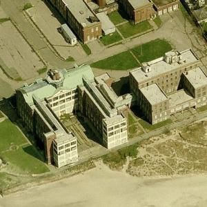 Neponsit Beach Hospital (Birds Eye)