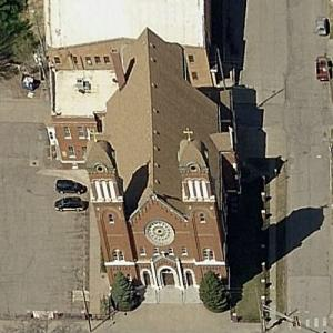 Immaculate Conception Church and School (Bing Maps)