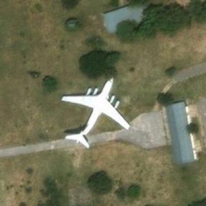 Il-76 (Bing Maps)