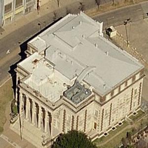 Dallas Scottish Rite Temple (Birds Eye)
