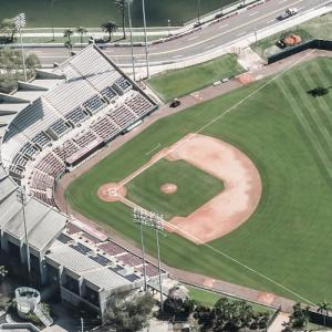 Al Lang Stadium (Birds Eye)