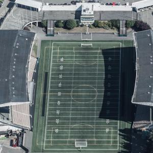 Memorial Stadium (Birds Eye)