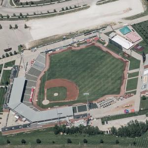 CommunityAmerica Ballpark (Birds Eye)