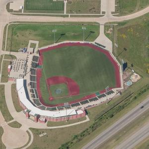 Sprenger Stadium (Birds Eye)