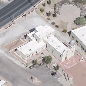 Ysleta Mission (Birds Eye)