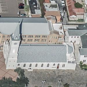 Cathedral of San Agustin (Birds Eye)