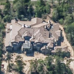 Chris Paul's House (Birds Eye)