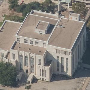 Travis County Courthouse (Bing Maps)