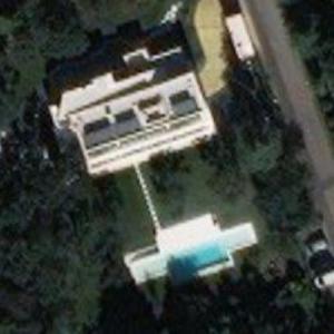 House in La Moraleja by A-cero (Bing Maps)