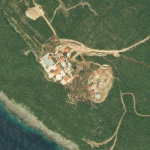 Oleg Deripaska's Villa (Bing Maps)