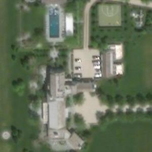 """Lewis """"Lew"""" and Roberta """"Bobbie"""" Frankfort's House (Bing Maps)"""