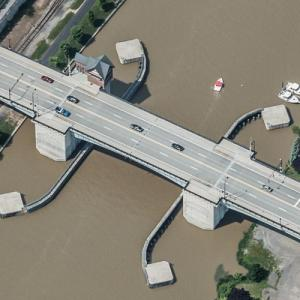 Colonel Patrick O'Rorke Memorial Bridge (Birds Eye)