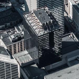 James K. Polk State Office Building (Birds Eye)